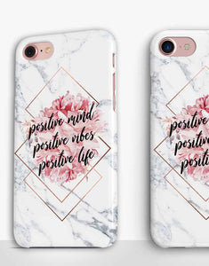 Positive Mind Goal Digger Classic Case