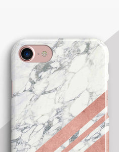 Rose Gold Marble Mix Classic Case