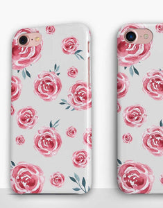 Pink Roses Classic Case