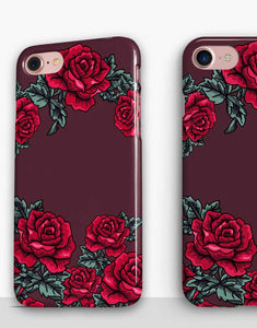 Red Roses Classic Case