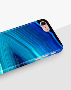 Blue Crystal Classic Case