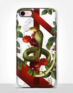 Roses And Snake Tough Case