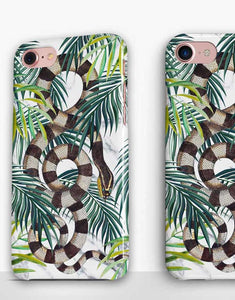 Tropical Snake Classic Case