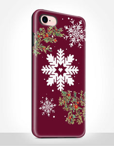 Snowflakes Tough Case