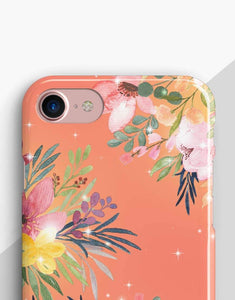 Spring Flowers Classic Case