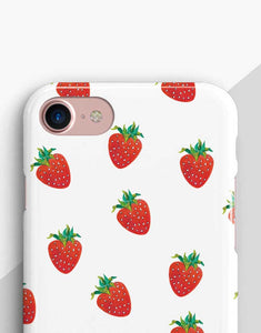 Strawberry Classic Case