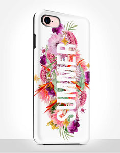 Floral Summer Tough Case