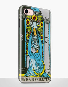 The High Priestess Tarot Tough Case