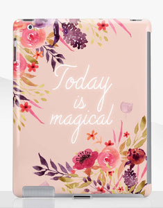 """Today is Magical"" iPad tok"