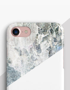 Grey Marble Mix Classic Case