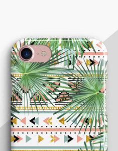 Palm Leaves Tribal Classic Case