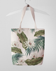 Tropical Floral Tote Bag