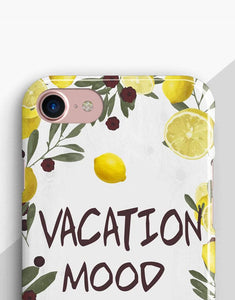 Vacation Mood Classic Case