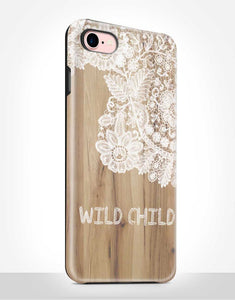 Wild Child Tough Case