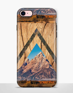 Boho Mountain Tough Case