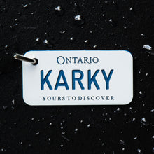 Load image into Gallery viewer, Ontario Karky Keychain