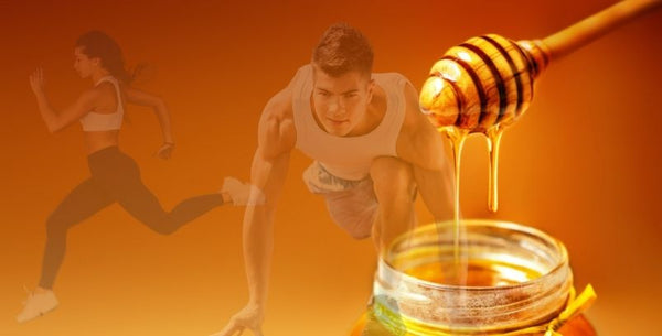 best carbs for athletes - honey for endurance athletes