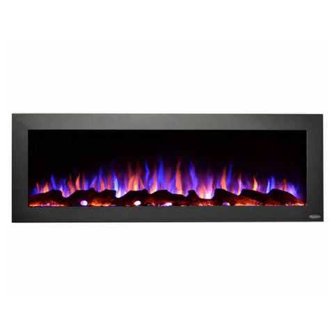 Recessed/Wall Mounted Electric Fireplace