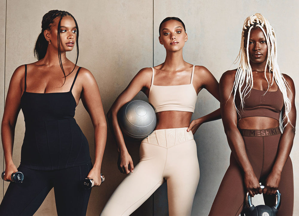 MESHKI Athleisure: For Working Out…. Or Not.