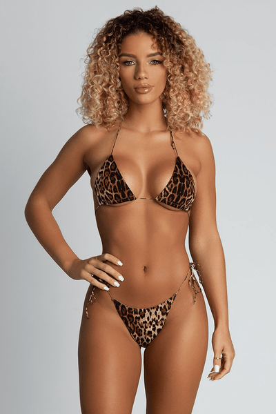 Animal Print Swimsuits