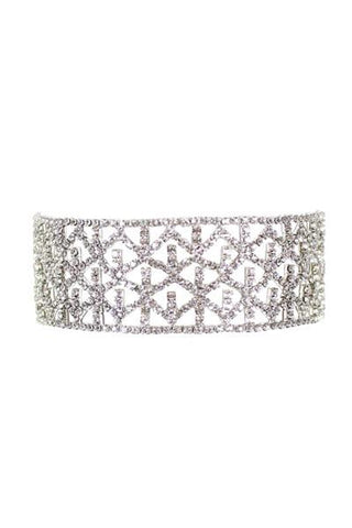 Royalty - Crystal Choker