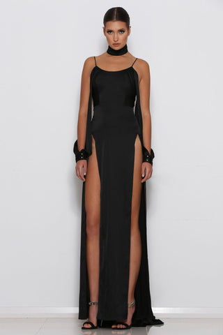 Saint Dress - Black