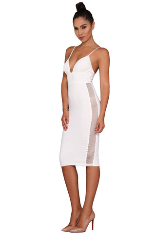 Pure Dress – White