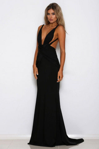 Laura Gown - Black