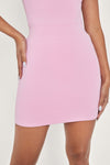 Harlow Mini Skirt - Almond