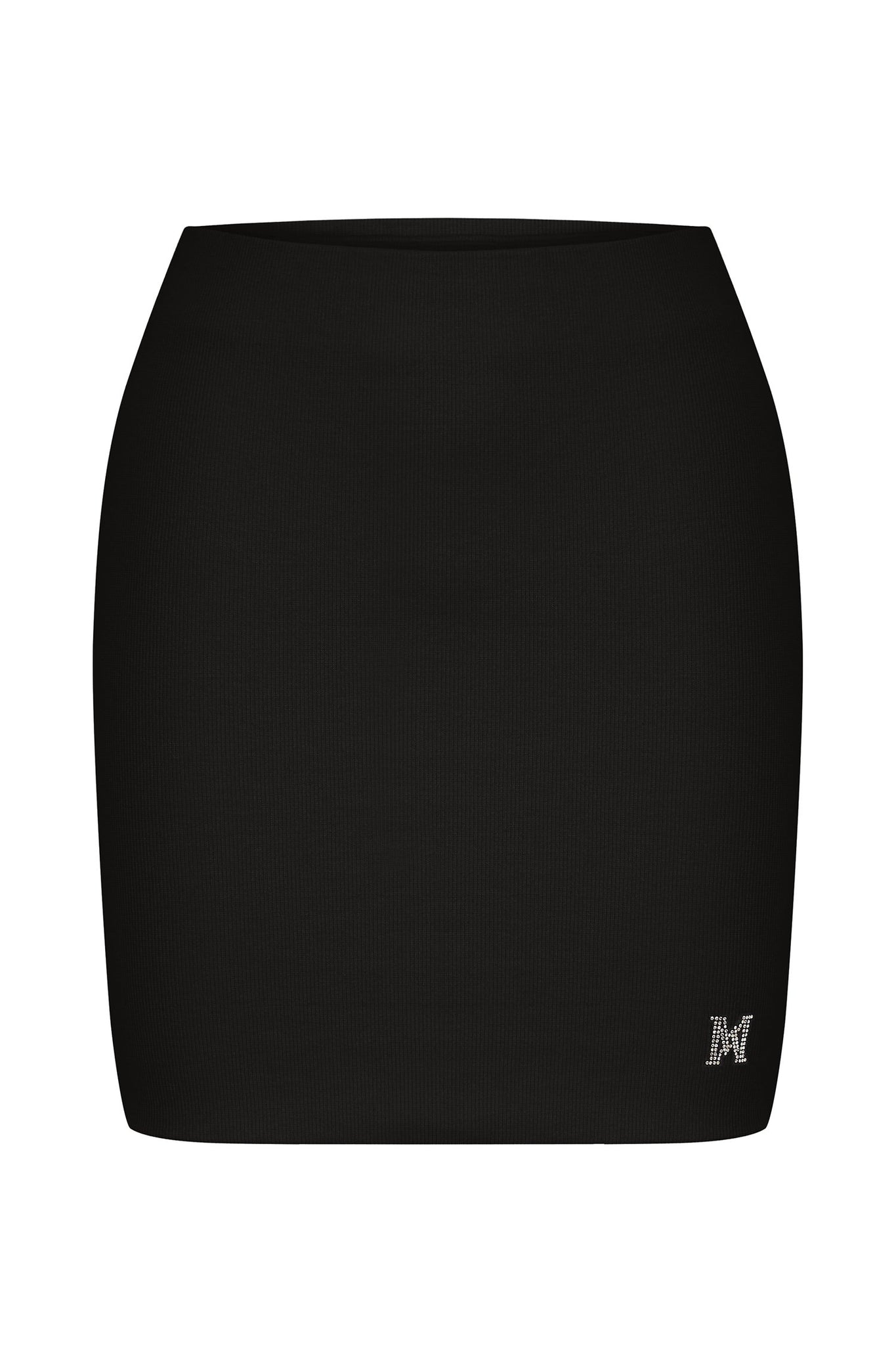 Brittney Mini Skirt - Black - MESHKI