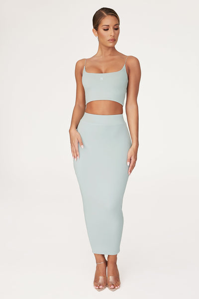Rylie Midaxi Skirt - Storm