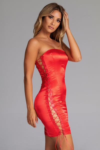 Red Birthday Dresses