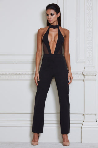 Zita Jumpsuit - Black
