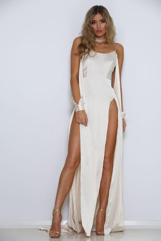 Saint Dress - Nude
