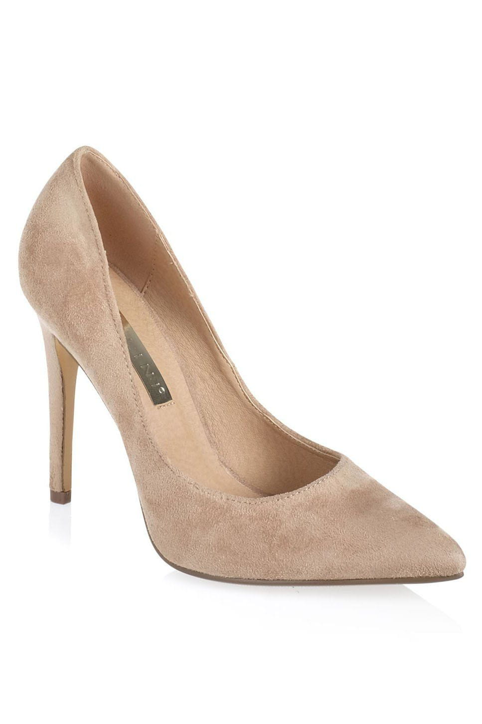 Nude Pointed Heels MbRhNHP4