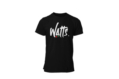 Watts T-Shirt (M) - Desilus Designs