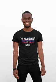 Wholesome Haitian (M) - Desilus Designs