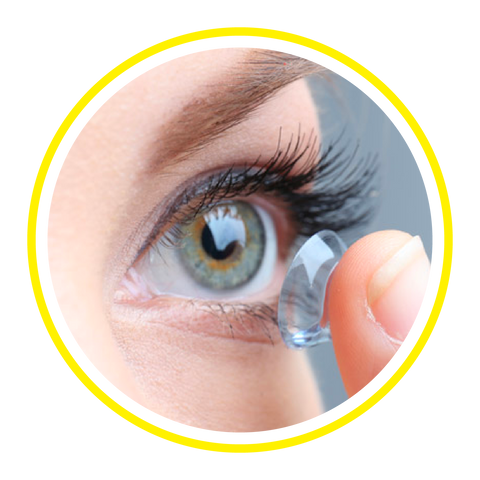 Optical Image Services - Contact Lens Fitting