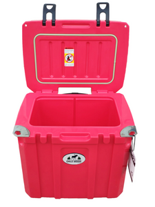 35L Cooler with Wheels - Canoe Red