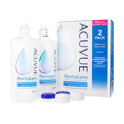 ACUVUE RevitaLens Multi-Purpose Disinfecting Contact Lens Solution