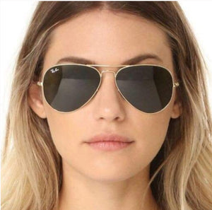 Classic Aviator Large - Gold