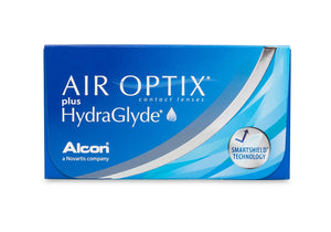 Air Optix plus HydraGlyde Contact Lenses (6pk)