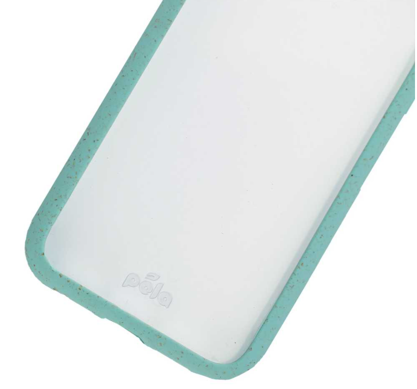 Clear Eco-Friendly iPhone 11 Case with Purist Blue Ridge