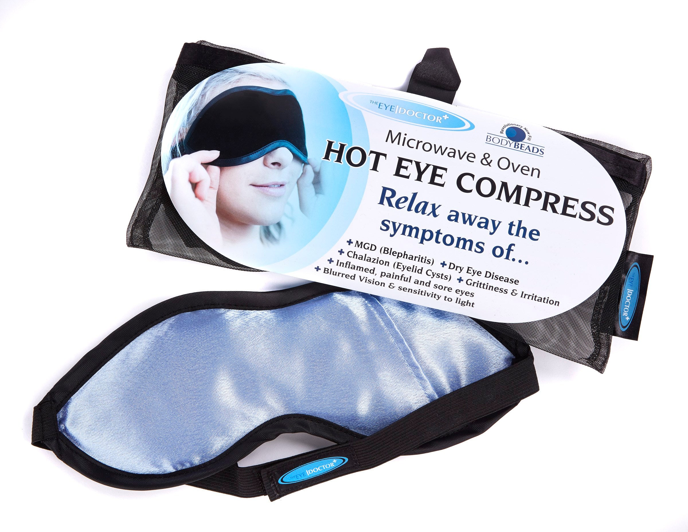 The Eye Doctor Premium® Hot Eye Compress