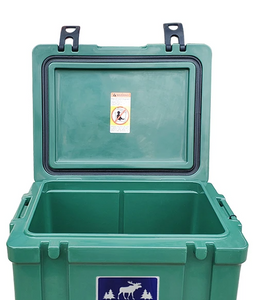 25L Chilly Ice Box Cooler - Forest Green
