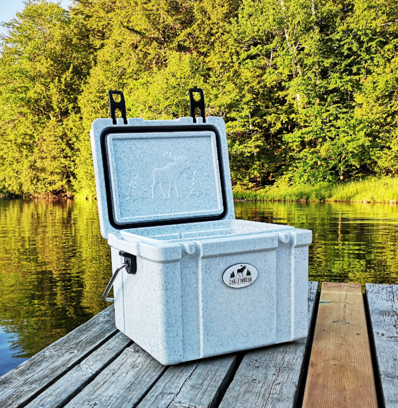 25L Chilly Ice Box Cooler - Limestone