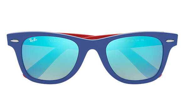 Wayfarer Junior - Blue/Red