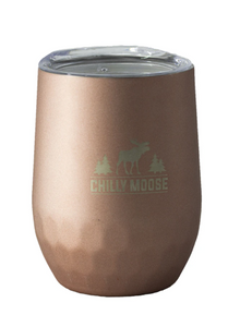 12oz Boathouse Tumbler - Rose Gold
