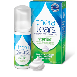 Thera Tears Theralid Eyelid Cleanser