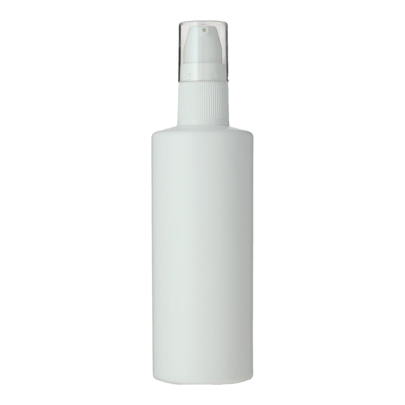 100ml HDPE Lotion Pump Bottles